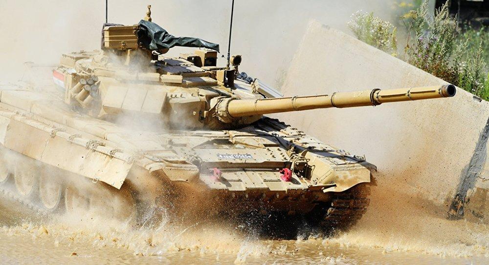 """مصر تنوي إنتاج دبابات """"تي-90"""""""