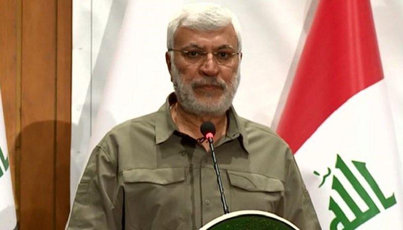 الحاج ابو مهدي المهندس:في ميسان للاشراف على غرفة عمليات الحشد لانقاذ المدينة من السيول