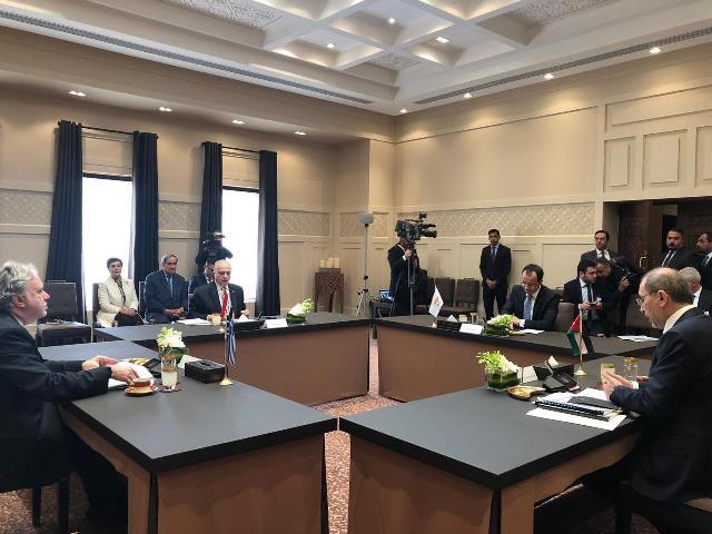 بدء الاجتماع الرباعي في الأردن بمشاركة العراق