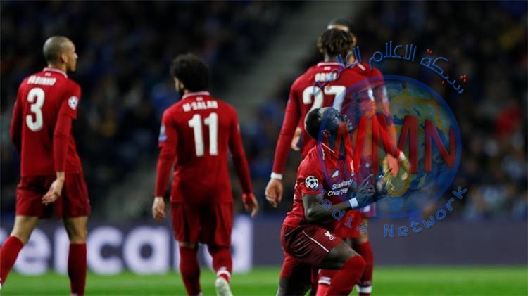 ليفربول يتغلب على بورتو ويضرب موعداً مع برشلونة بدوري الابطال