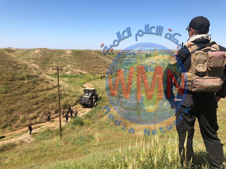 """العمليات المشتركة تحقق في حادث """"استشهاد مقاتل"""" بقصف لطائرات التحالف"""
