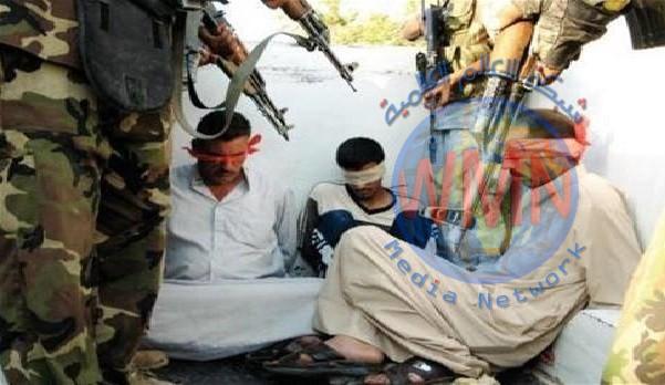 القبض على 8 مطلوبين من بينهم ارهابيين في ديالى