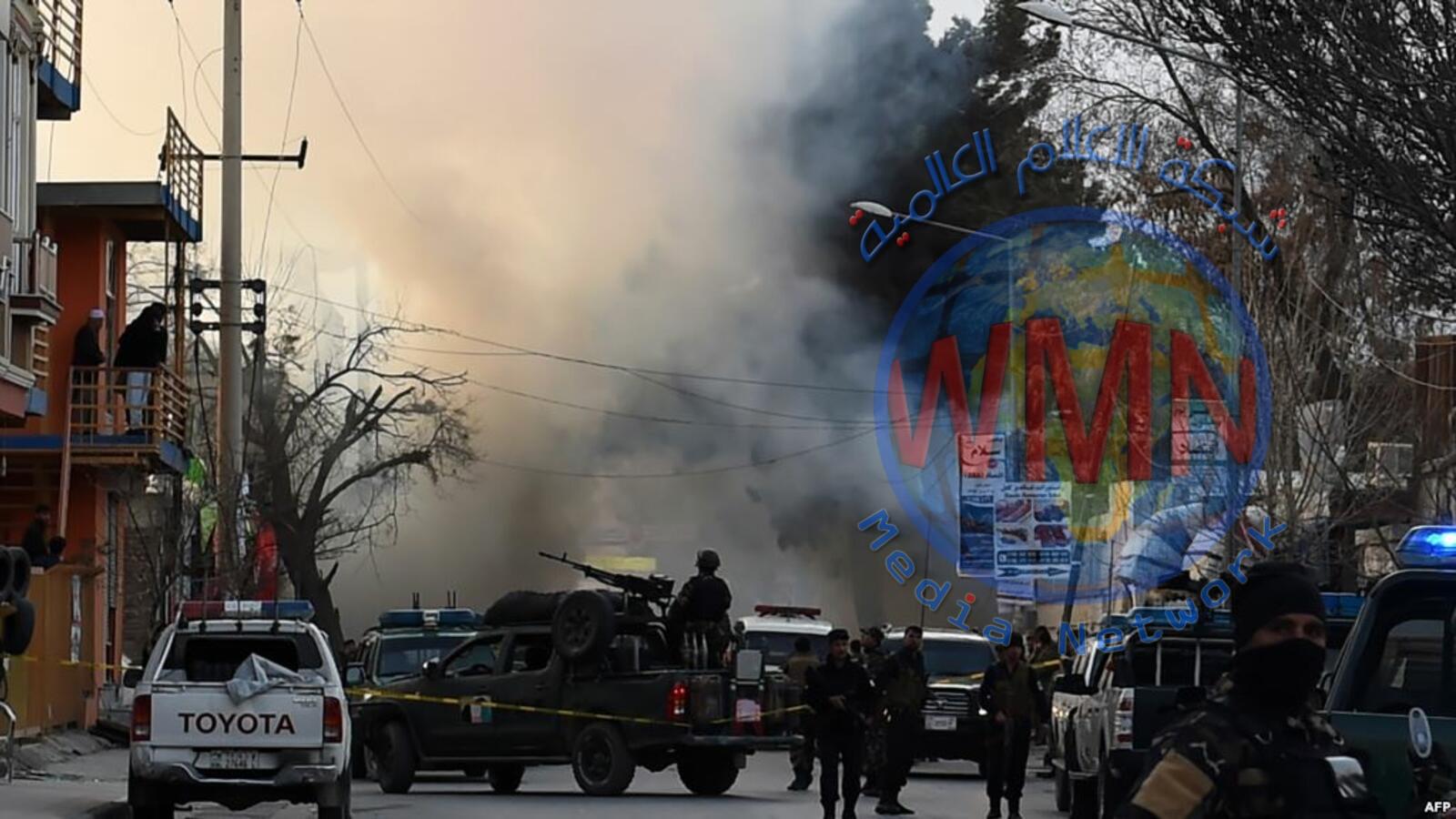 انفجار يهز وسط كابل