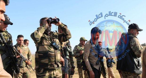الحشد الشعبي والقوات الأمنية ينهيان عملية تطهير جبال حمرين