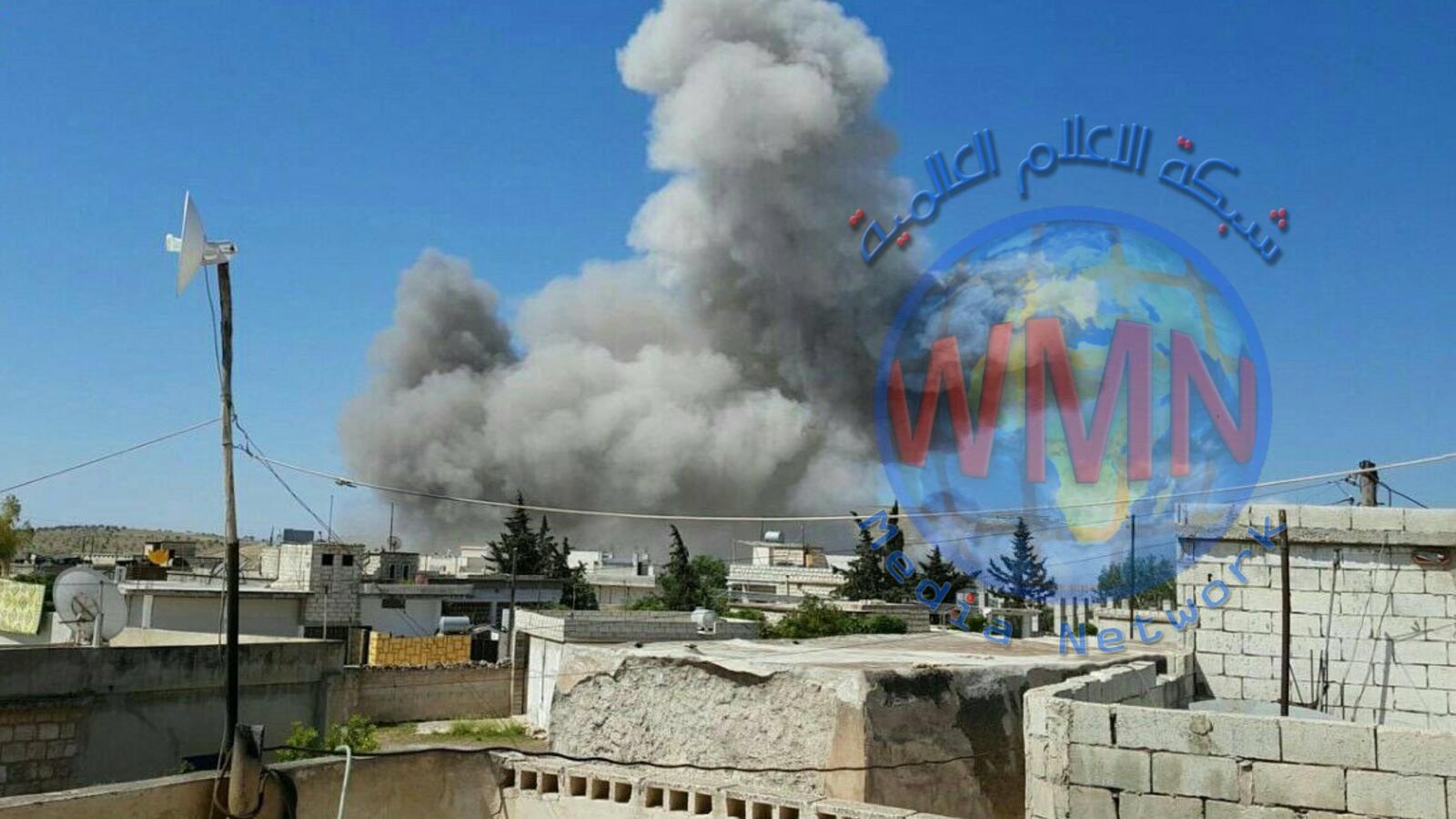 معظمهم اطفال ونساء: 7 قتلى بقصف للنظام على إدلب