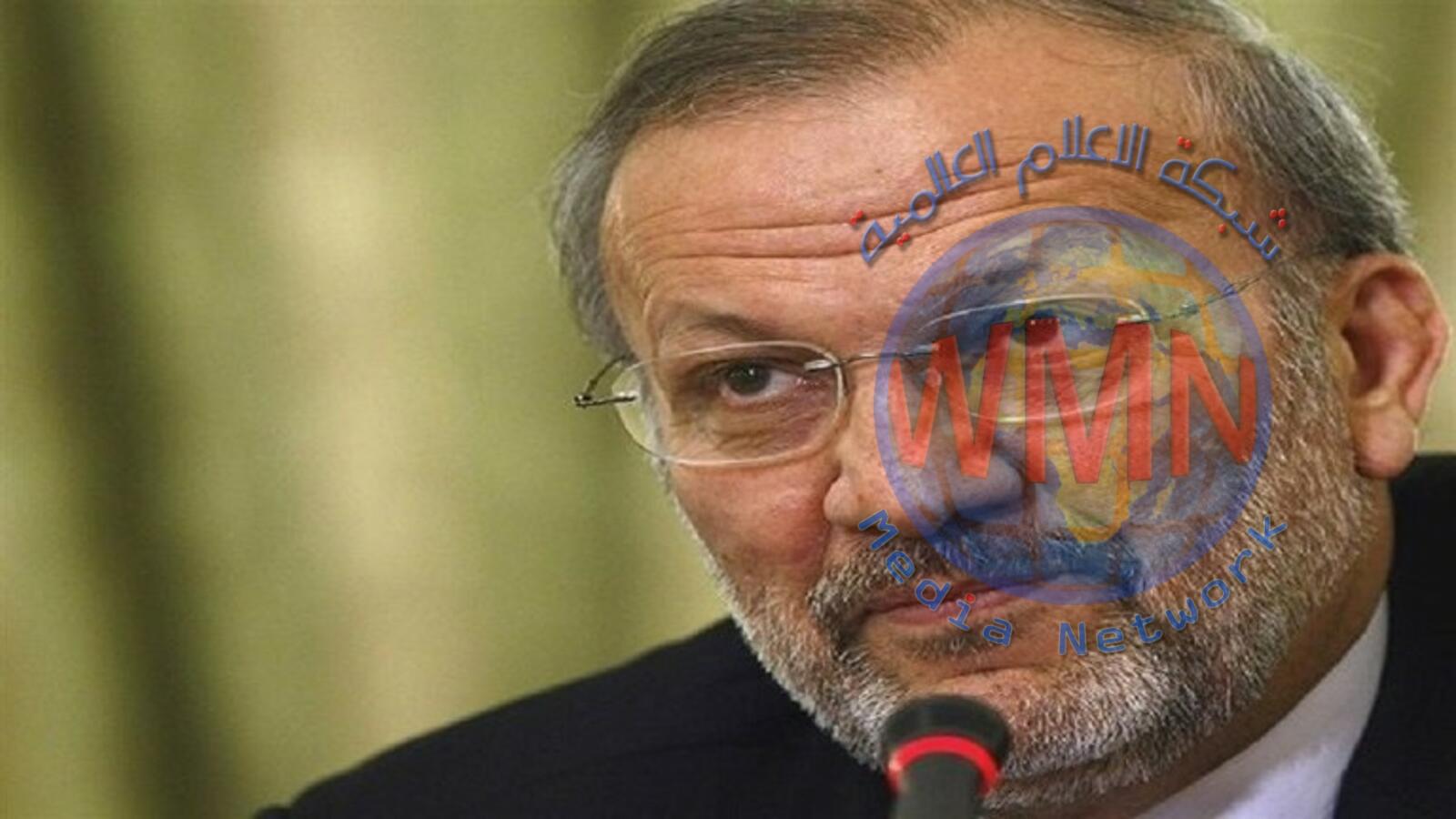 وزير خارجية إيران السابق يهدد الإمارات بقطع صادراتها النفطية