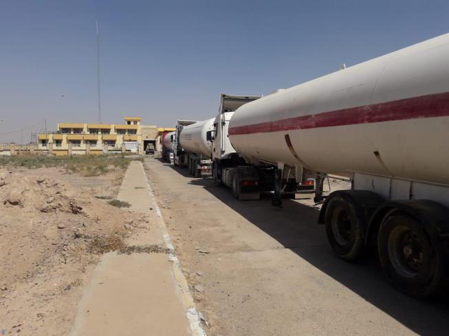 وزارة الداخلية : ضبط صهاريج لتهريب المنتوجات النفطية في نينوى