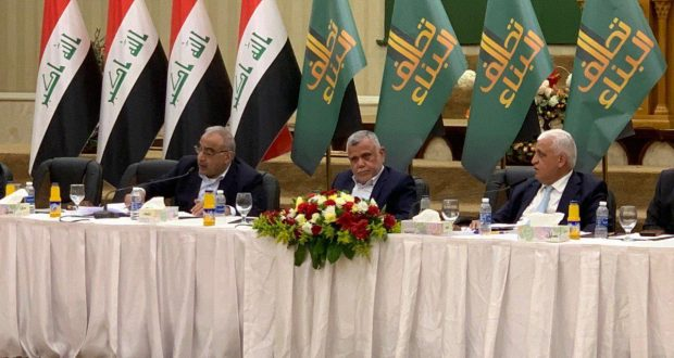 عادل عبد المهدي: الحشد الشعبي جزء لا يتجزء من المنظومة الأمنية