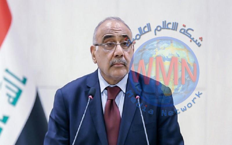 ألنائب فاضل جابر عن الفتح: كتل بدأت بتشويه صورة عبد المهدي تمهيدا للاطاحة به