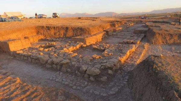 اكتشاف بقايا مدينةمفقودة في اقليم كردستان