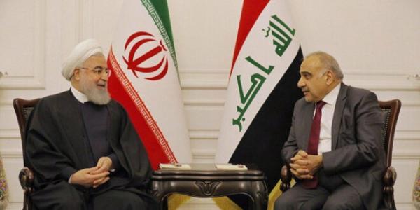 عبد المهدي يصل الى طهران بدعوة من روحاني