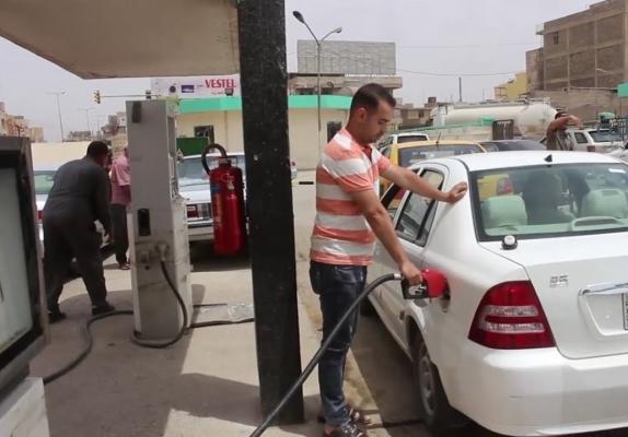 وزارةالنفط تدرس إحالة محطات الوقود الى الإستثمار