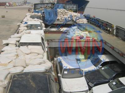 هياة النزاهة تضبط 163 سياة بدون وثائق رسميَّة في ميناء أبو فلوس