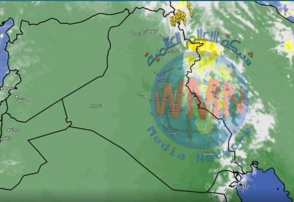 أمطار في شمال البلاد اليوم وتمتد الى الجنوب غداً