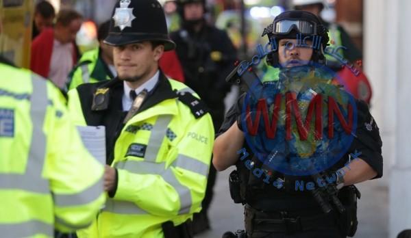 وحش يُرعب لندن وإستنفار للشرطة
