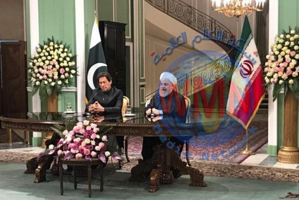 إيران وباكستان تتفقان على تأسيس قوة مشتركة لمكافحة الارهاب