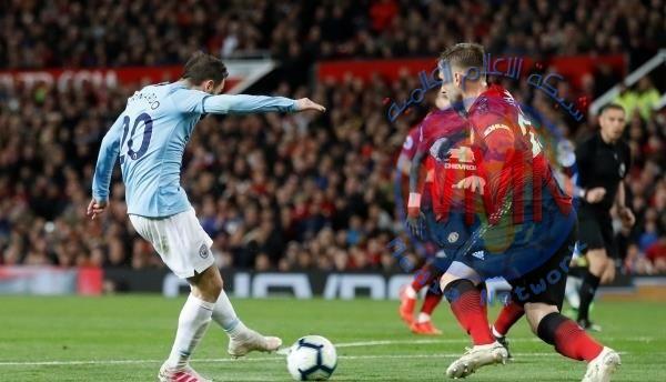 مان سيتي العنيد يطيح بمانشستر يونايتد ويعود لصدارة الدوري الانكليزي