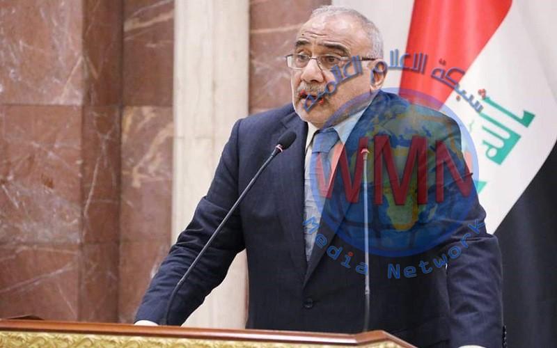 عبد المهدي يوجه بمنع نقل الحنطة المحلية دون موافقات رسمية لمنع تهريبها