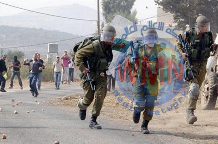 إصابة ثلاثة شبان فلسطينيين برصاص الاحتلال في الضفة