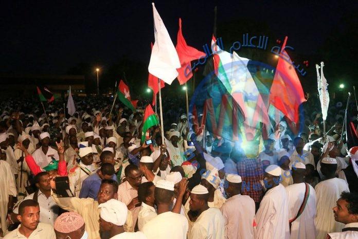 المعارضة السودانية تحشد لتظاهرة مليونية اليوم