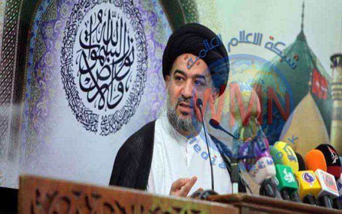 الشيخ أحمد الصافي خلال خطبة صلاة الجمعة الشباب يعانون ضغوطات كبيرة ويجب الالتفات لهم