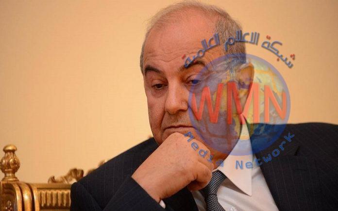 حركة حماس تهاجم اياد علاوي: أكاذيبه كانت سببا في تدمير العراق
