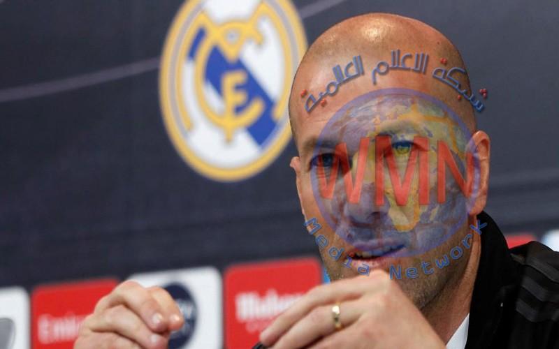 زيدان يكشف عن أول الراحلين عن ريال مدريد
