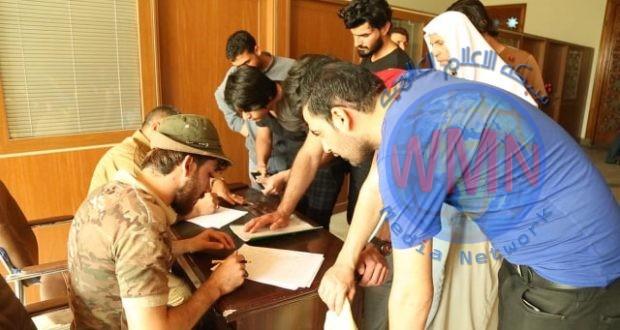 هيئة الحشد الشعبي في البصرة تستقبل طلبات تاركي الخدمة والمفصولين