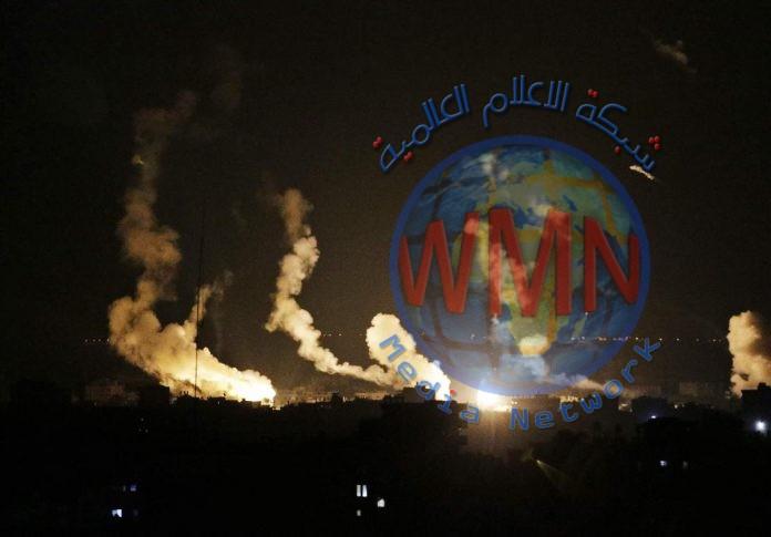 طرابلس : اشتباكات متقطعة وغارات ليلية عنيفة