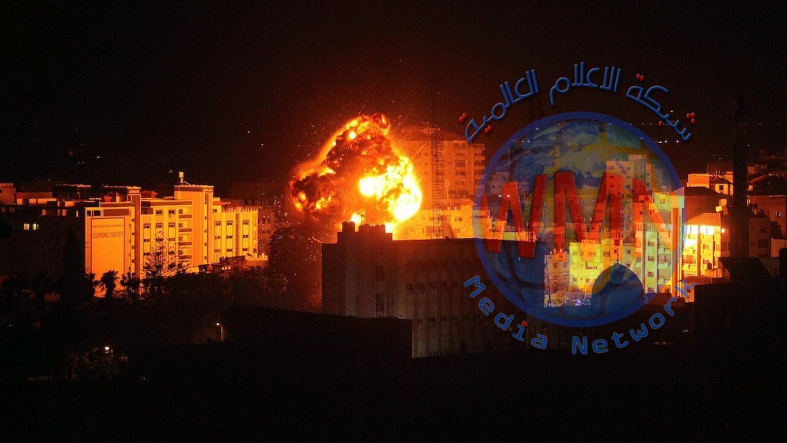 امريكا تقف إلى جانب الاحتلال الاسرائيلي ضد قطاع غزه