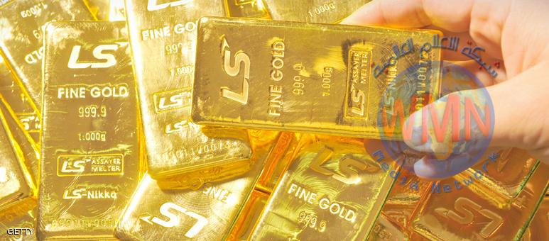 هبوط أسعر الذهب