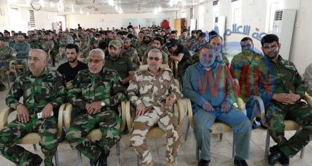 عام التدريب والتنظيم.. الحشد الشعبي يحتفي بتخرج الدورة السادسة للقوات الخاصة