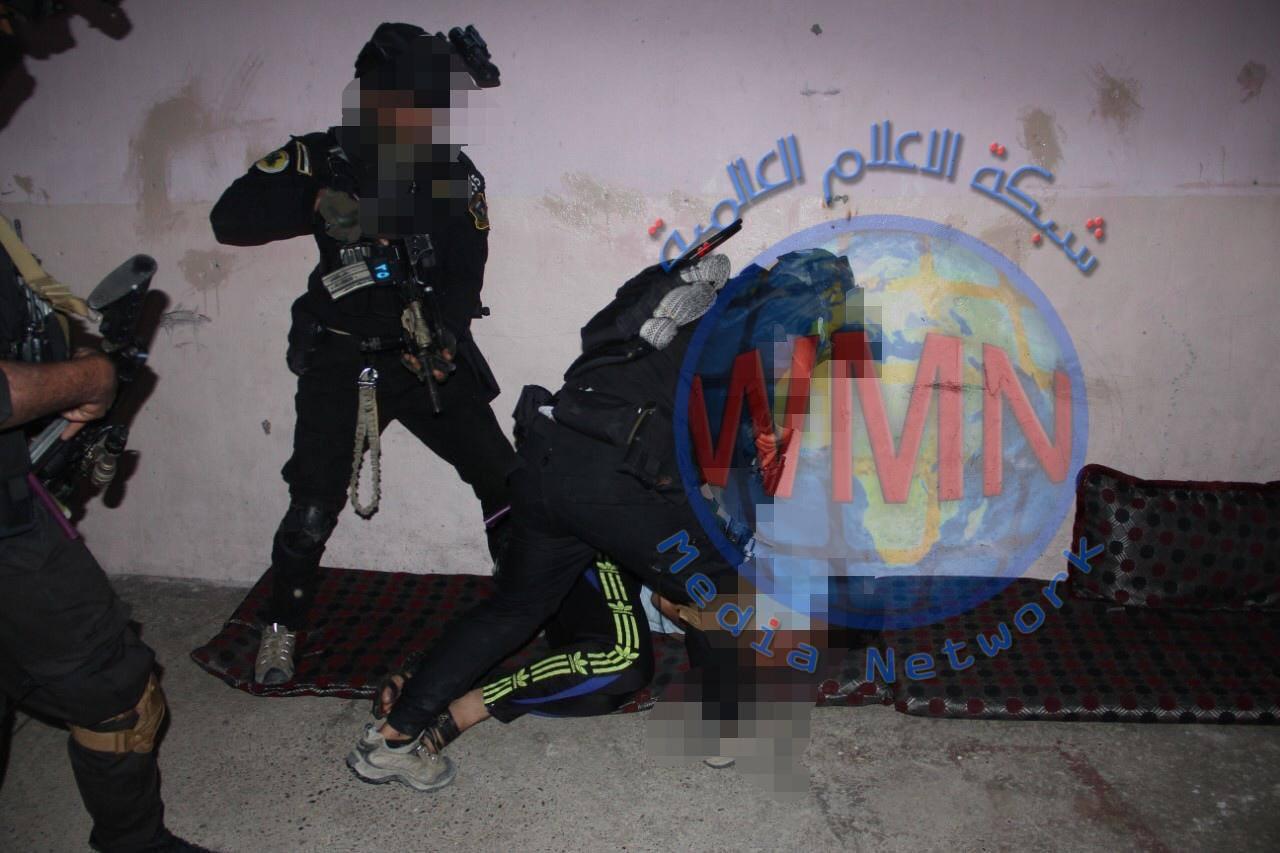 """جهاز مكافحة الإرهاب تلقي القبض على قائد """"مجموعة إرهابية""""خططت لتهديد أمن تكريت"""