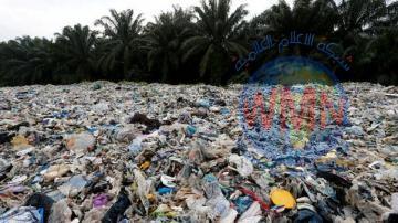 ماليزيا تئن تحت وطأة النفايات البلاستيكية
