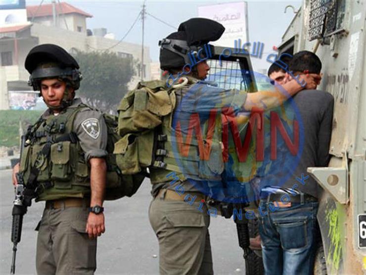 اعتقال ثلاثة فلسطينيين في الضفة من قبل الاحتلال