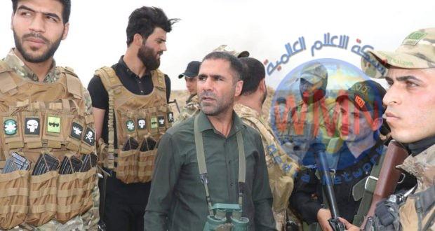 """عمليات ديالى للحشد تعلن تحرير مزارع مختطف من قبل """"داعش"""""""