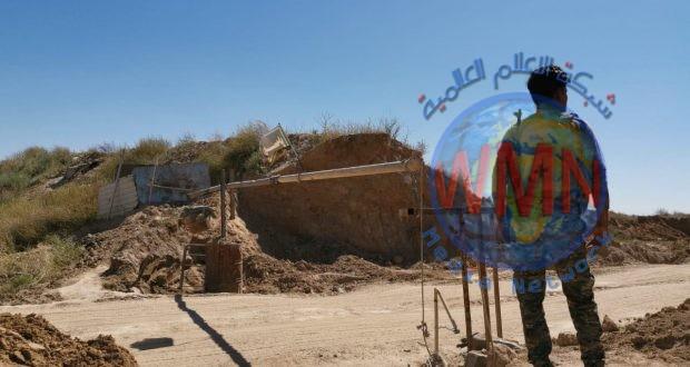 اللواء ٤٤ بالحشد يُعيد تنظيم إنتشاره في قضاء الحضر غرب نينوى