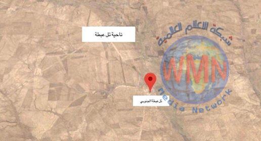الحشد الشعبي يقتل انتحاريين اثنين ويفجر عجلة مفخخة جنوب غربي الموصل