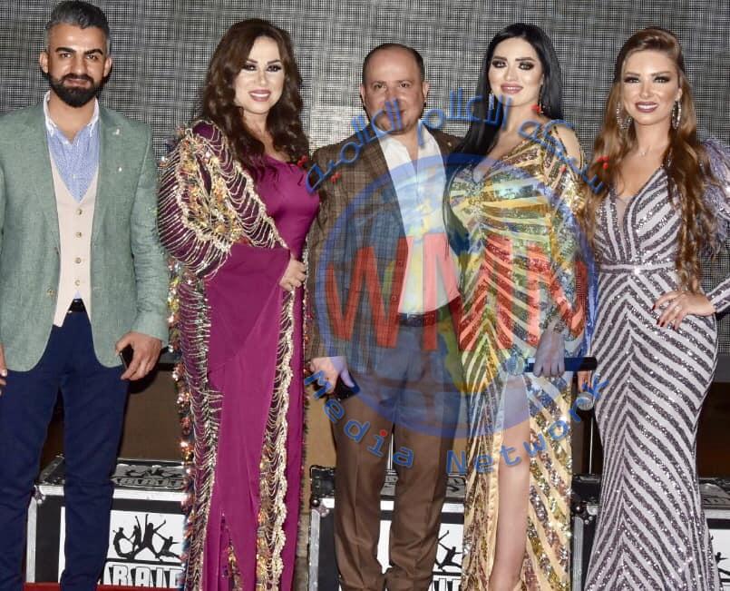 مؤسسة السوسن العالمية  تختتم مهرجانها الماسي السابع في اربيل بنجاح كبير