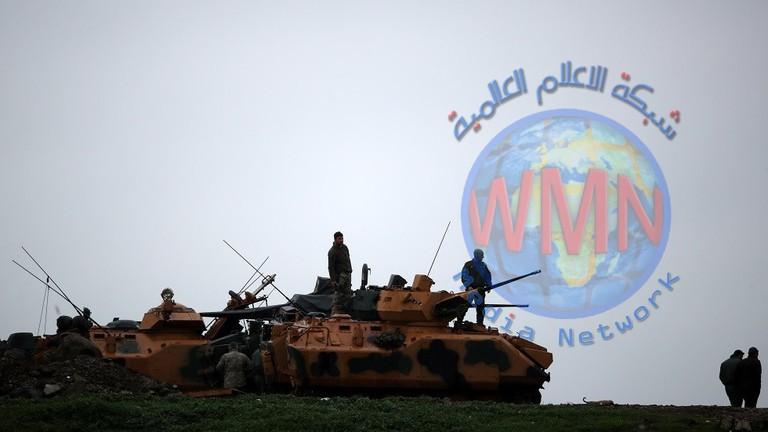 تركيا تبحث موضوع نشر قواتها حول منطقة تل رفعت شمال سوريا