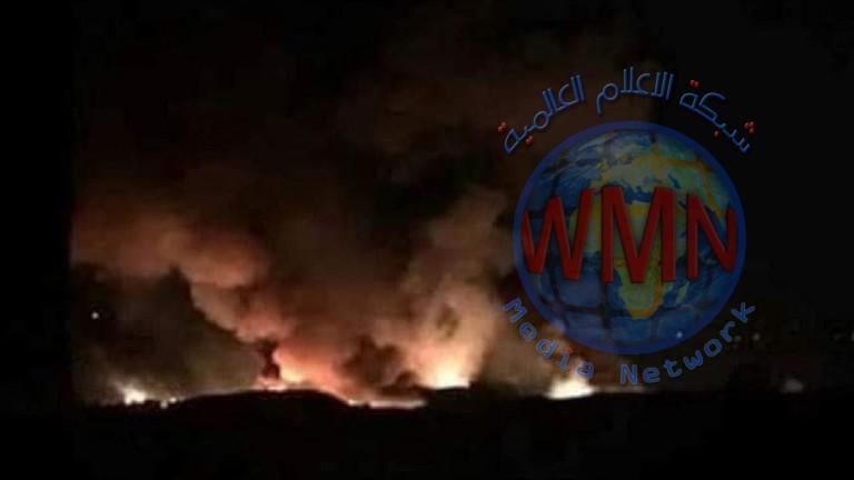 معركة طرابلس.. عودة الاشتباكات العنيفة والقصف الجوي