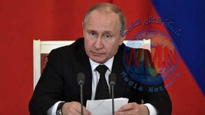 بوتين يبدأ سلسلة اجتماعات عسكرية