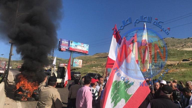 عسكريون متقاعدون في لبنان يصعدون الاحتجاجات ضد الموازنة