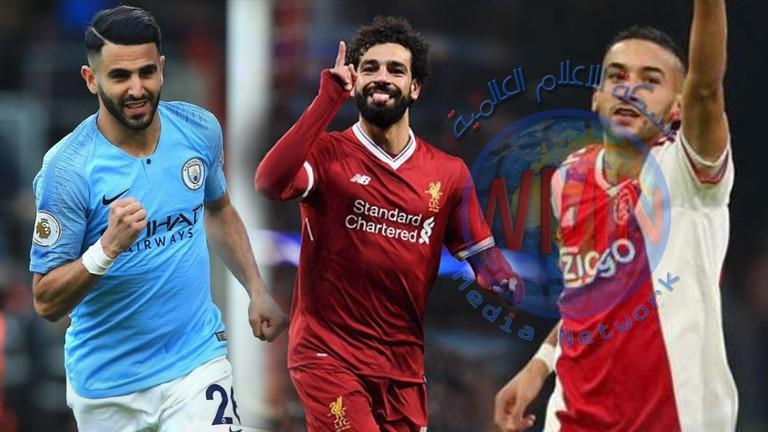 من الأجدر بلقب أفضل لاعب عربي؟