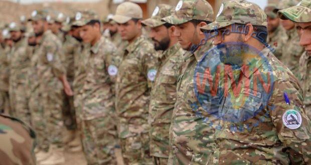 الحشد الشعبي يحتفي بتخرج دورة جديدة من القوات الخاصة