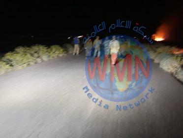 """مقتل ثلاثة """"دواعش"""" بعملية مشتركة لطيران الجيش والحشد واستخبارات صلاح الدين"""