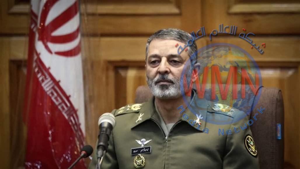 الجيش الايراني يدعو قواته إلى التأهب للحرب