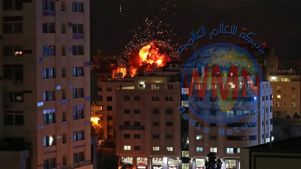 مصرع فلسطينيين وإسرائيلي اليوم جراء القصف المتبادل بين إسرائيل وقطاع غزة