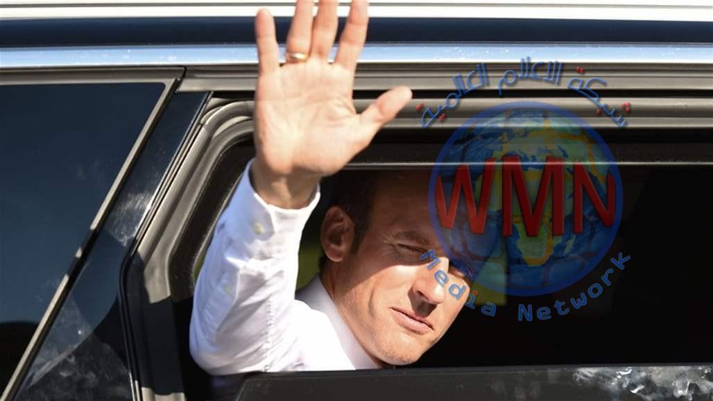 الإعلام الفرنسي يرصد مخالفة لسائق ماكرون: تجاوز السرعة وهرب