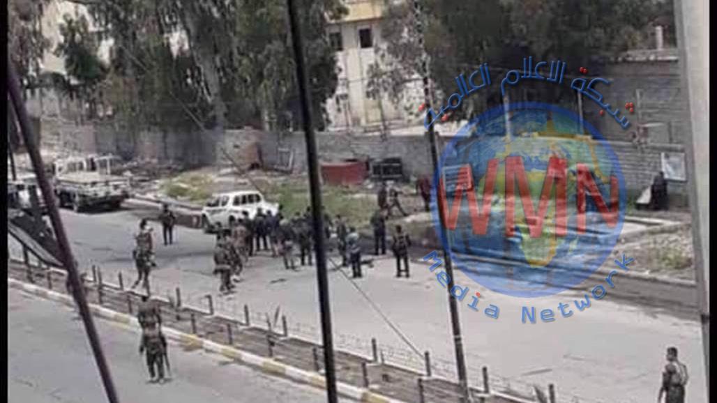 اعتقال منفذ تفجير الدراجة المفخخة بالمجموعة الثقافية في الموصل